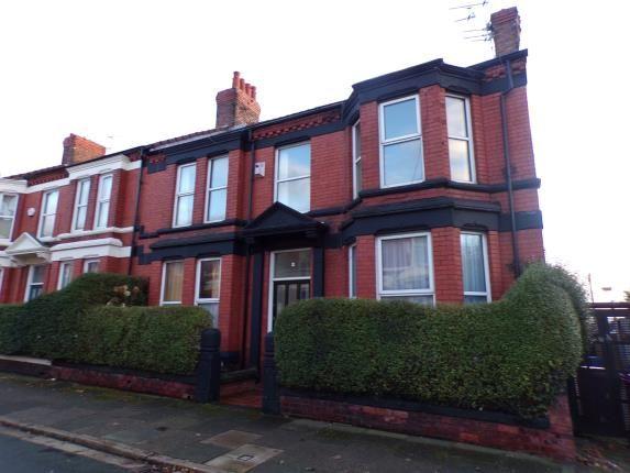 Thumbnail End terrace house for sale in Norwich Road, Wavertree, Liverpool, Merseyside