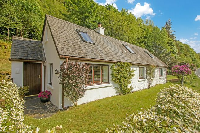 Thumbnail Detached house for sale in Kentallen, Appin, Argyllshire