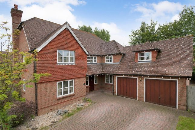 Thumbnail Detached house for sale in Redwell Grove, Kings Hill
