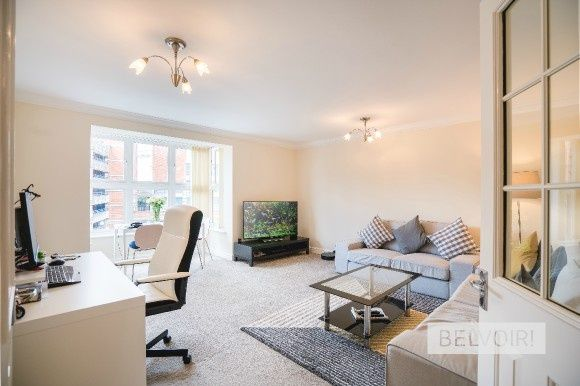 Thumbnail Flat to rent in Sargent House, Symphony Court, Sheepcote Street, Birmingham