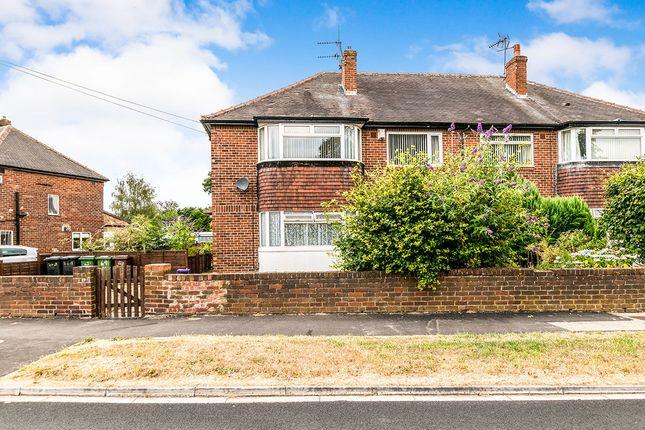 Thumbnail Flat to rent in Manston Gardens, Leeds