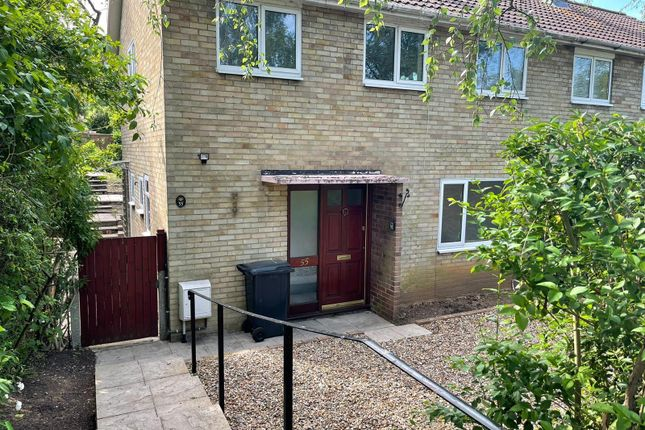 Thumbnail Semi-detached house to rent in Harwood Hill, Welwyn Garden City