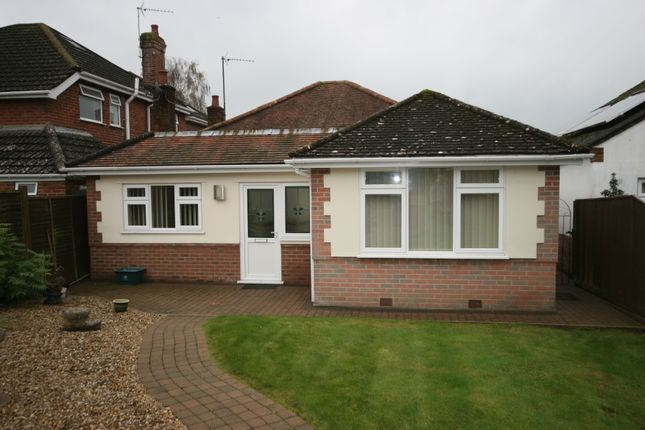 3 bed detached bungalow for sale in Byron Road, Wimborne