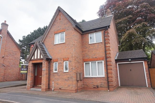 Thumbnail Detached house for sale in Sycamore Crescent, Erdington, Birmingham