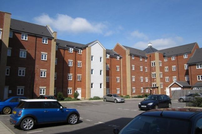 Thumbnail Flat for sale in Provan Court, Ipswich