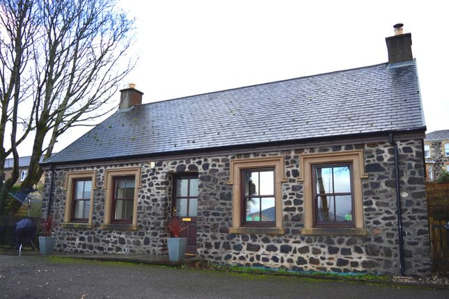 Thumbnail Cottage for sale in Bogany Cottage, 1, Bogany Road, Rothesay, Isle Of Bute