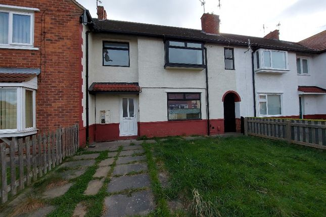 2 bed terraced house to rent in Tennyson Avenue, Middlesbrough TS6