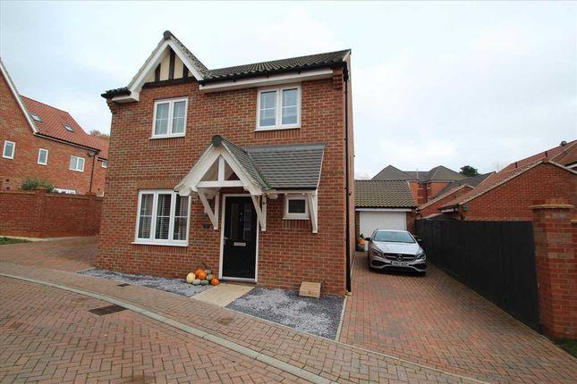 Thumbnail Property for sale in Elm Close, Martlesham, Woodbridge