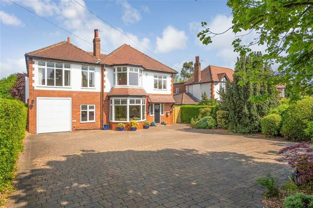 Thumbnail Detached house for sale in Leeds Road, Harrogate, North Yorkshire