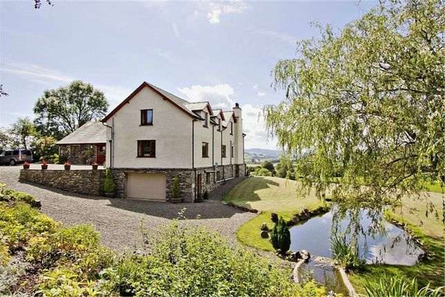 Detached house for sale in Garth Row, Underbarrow, Kendal, Cumbria