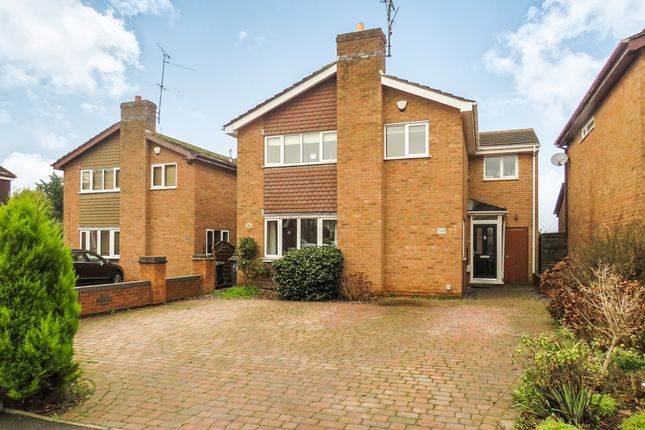 Thumbnail Detached house for sale in Sherwood Avenue, Kingsthorpe, Northampton