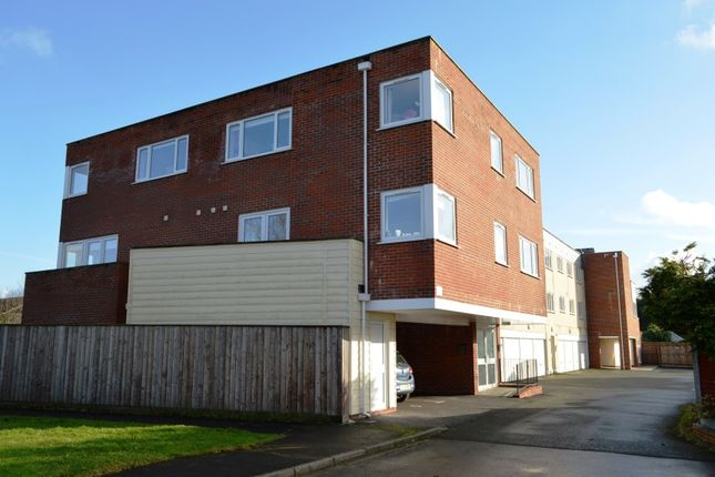 Thumbnail Block of flats for sale in Badger Court, Badger Close, Bishopstoke, Eastleigh, Hampshire