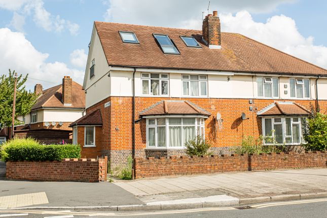 Thumbnail Semi-detached house to rent in Tollgate Road, London