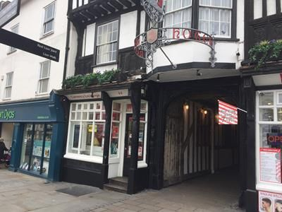 Thumbnail Retail premises to let in Red Lion News, High Street, Colchester, Essex