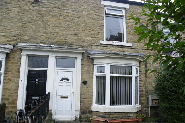 Thumbnail Terraced house to rent in Rosemount Terrace, Crook