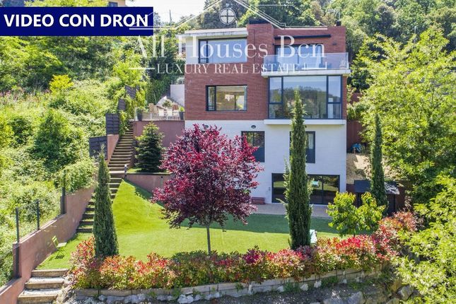 Thumbnail Villa for sale in La Floresta - Les Planes, Sant Cugat Del Valles, Barcelona
