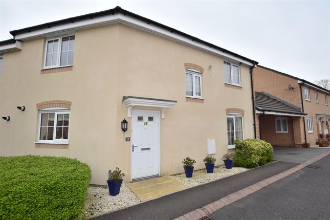 Thumbnail Semi-detached house for sale in Golwg Y Coed, Barry