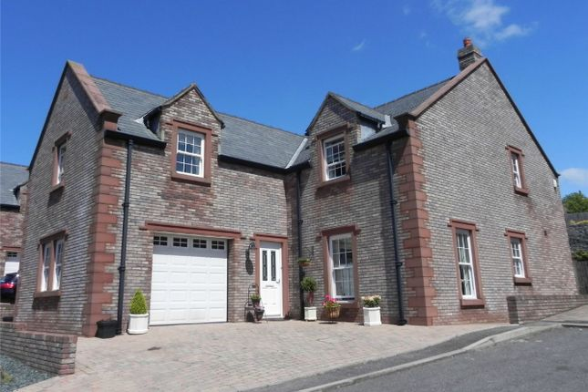 Thumbnail Detached house for sale in 8 Mariners Way, Hensingham, Whitehaven, Cumbria