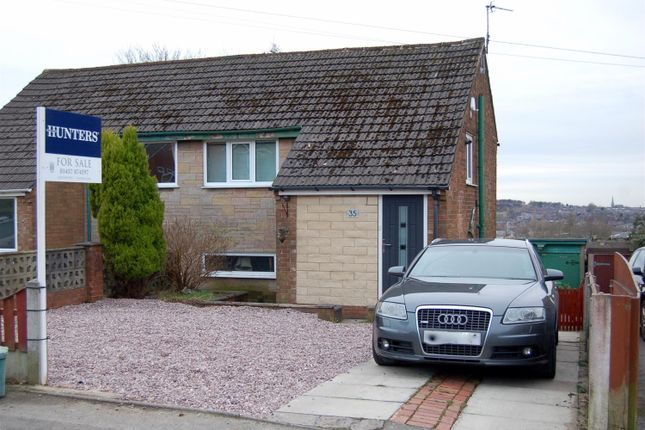 Thumbnail Semi-detached house for sale in Carr House Road, Springhead, Oldham