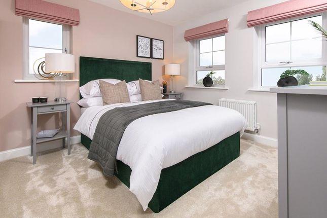 Dual-Aspect Bedroom In Hesketh