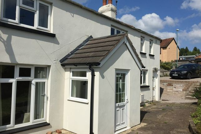 Thumbnail Semi-detached house to rent in Parragate Road, Cinderford