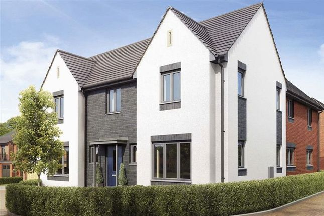 Thumbnail Detached house for sale in Plot 109, Synders Way, Lawley, Telford
