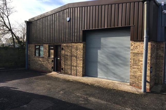 Thumbnail Light industrial for sale in Alston Road, Hellesdon Park, Norwich, Norfolk