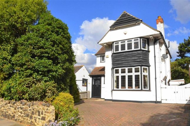 Thumbnail Detached house for sale in Western Road, Leigh-On-Sea, Essex