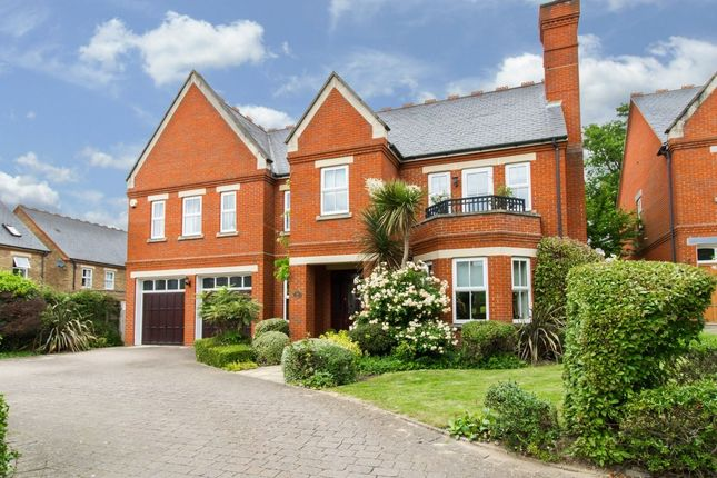 Thumbnail Detached house for sale in Clarence Gate, Woodford Green