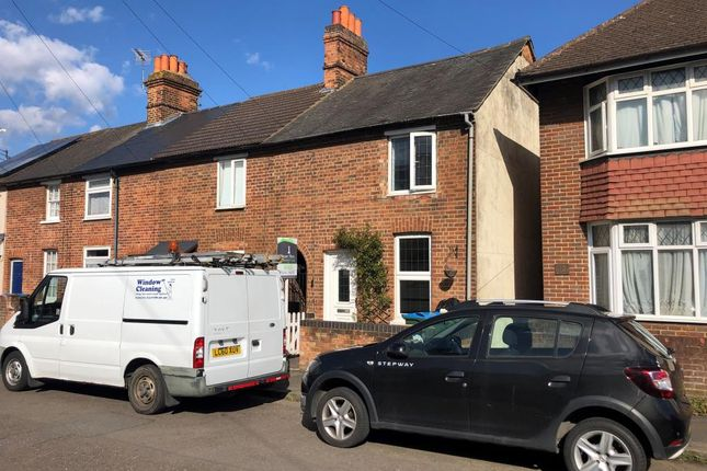 Thumbnail Terraced house to rent in Northern Road, Aylesbury