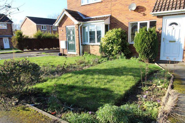 Front Garden of Whitelass Close, Thirsk YO7