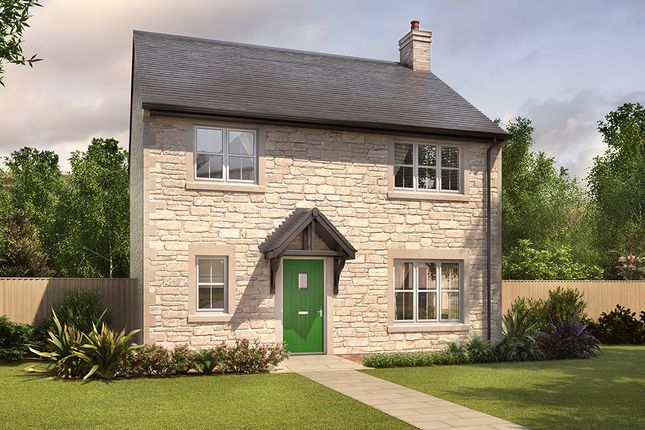 "Thumbnail Detached house for sale in ""Wallington"" at Mason Avenue, Consett"