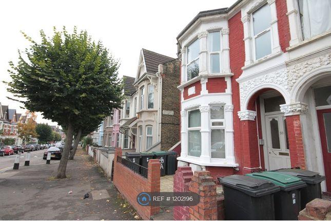 Thumbnail Maisonette to rent in Burgoyne Road, London