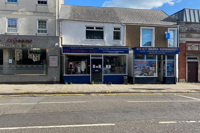 Thumbnail Retail premises to let in St. Helens Road, Swansea