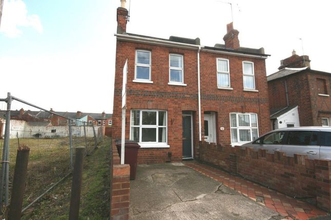 Thumbnail Property to rent in Gosbrook Road, Caversham, Reading