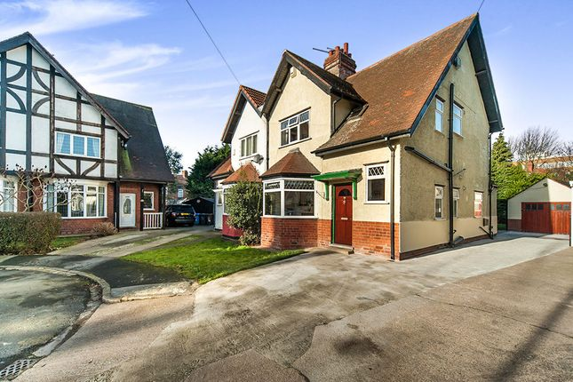 Thumbnail Semi-detached house for sale in Seafield Avenue, Hull
