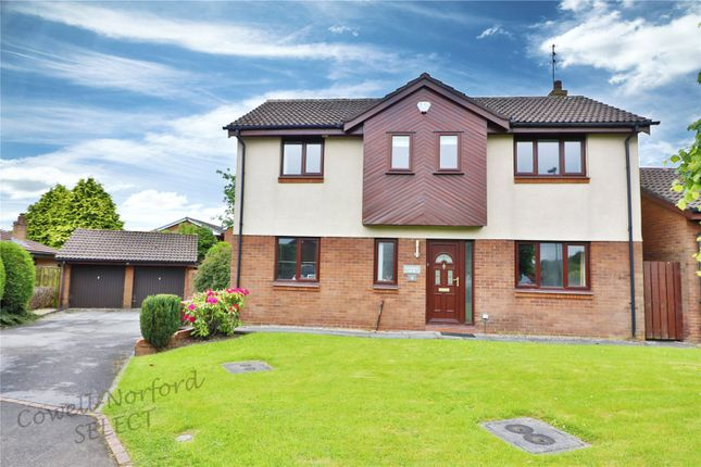 Thumbnail Detached house for sale in Partridge Close, Bamford, Rochdale