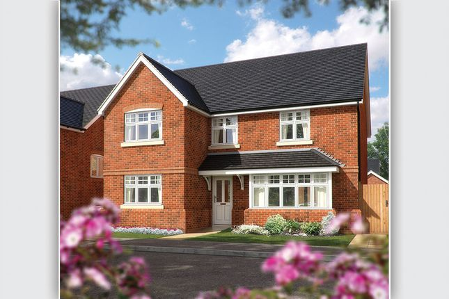 "Thumbnail Detached house for sale in ""The Chester"" at Station Road, Long Buckby, Northampton"