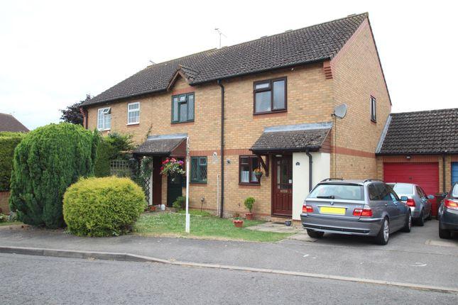 Thumbnail End terrace house for sale in Lott Meadow, Hawkslade Il, Aylesbury