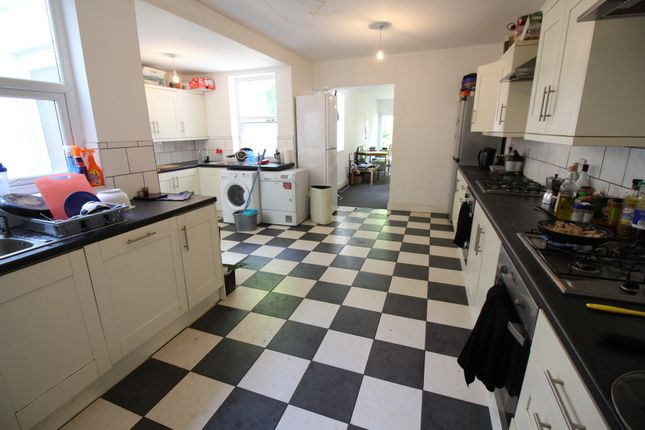 Thumbnail Terraced house to rent in Miskin Street, Cathays, Cardiff