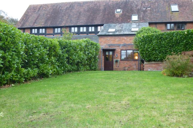 Thumbnail Barn conversion to rent in Chetwynd Park, Chetwynd, Newport