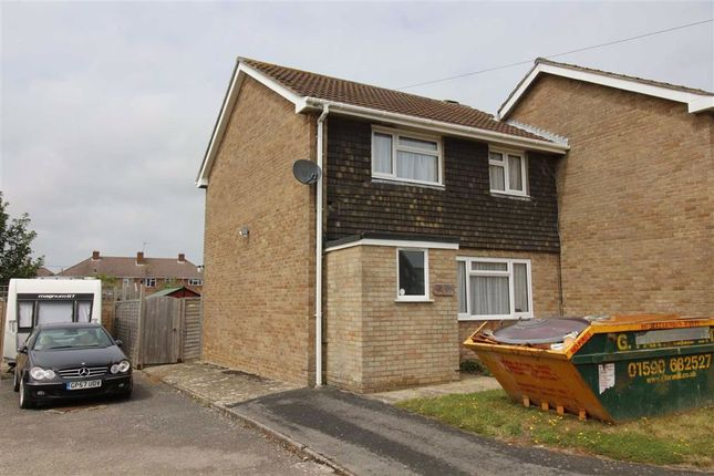 Thumbnail 3 bed property for sale in Yew Lane, New Milton
