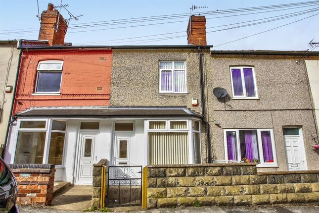 Thumbnail Terraced house to rent in Victoria Street, Mansfield, Nottinghamshire