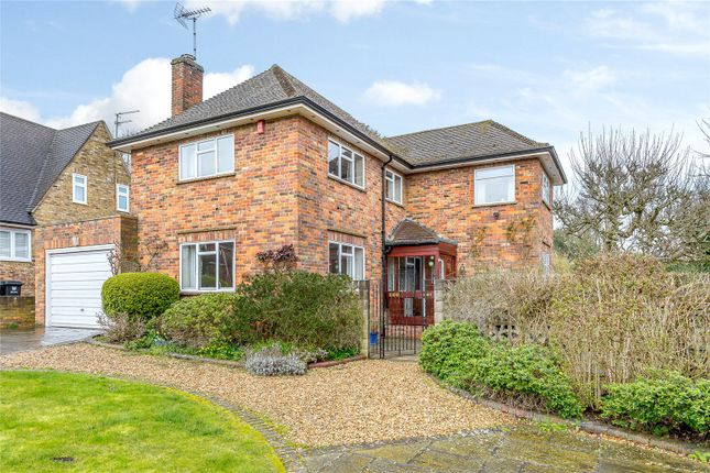 Thumbnail Detached house for sale in Alders End Lane, Harpenden, Hertfordshire