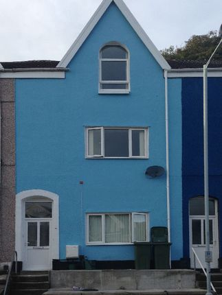 Thumbnail Terraced house to rent in King Edward Road, Brynmill Swansea