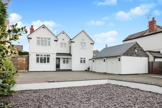 Thumbnail Detached house for sale in Coalway Road, Penn, Wolverhampton