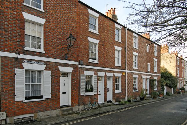 Thumbnail Terraced house to rent in Beaumont Buildings, Oxford