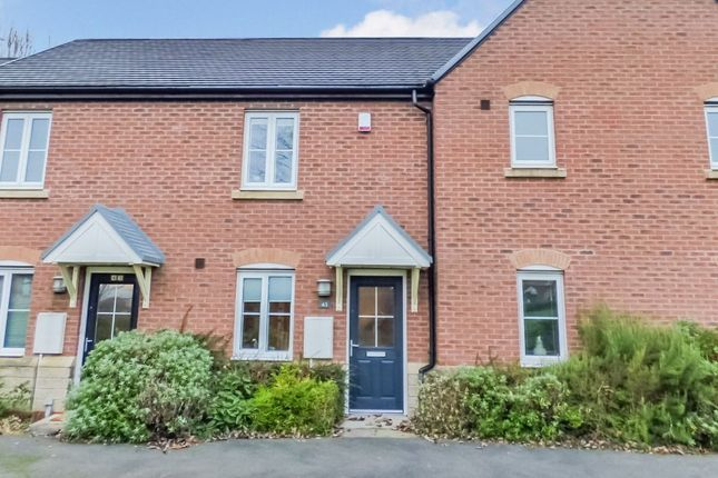 Thumbnail Terraced house to rent in Folly Wood Drive, Chorley