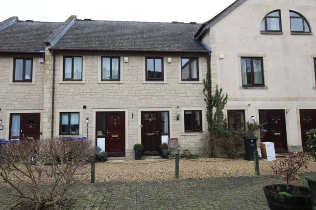 Thumbnail Terraced house to rent in Oldbury Prior, Calne