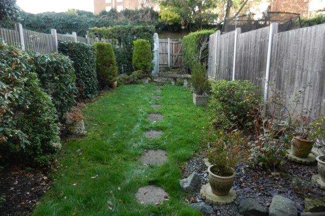 Garden of Oakways, Eltham, London SE9